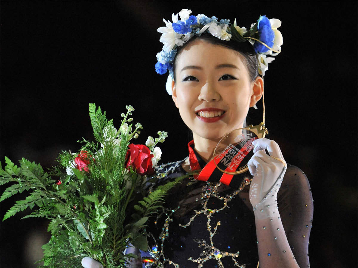 Japan's Kihira upsets Oly champ Zagitova to win Grand Prix gold