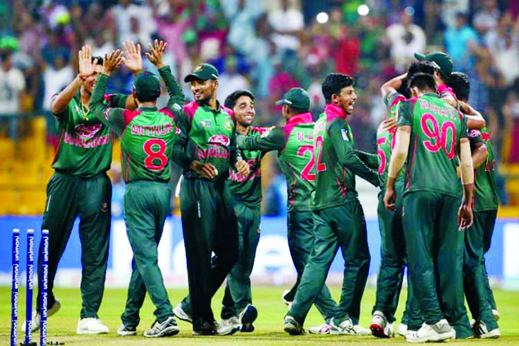 Tigers beat Windies