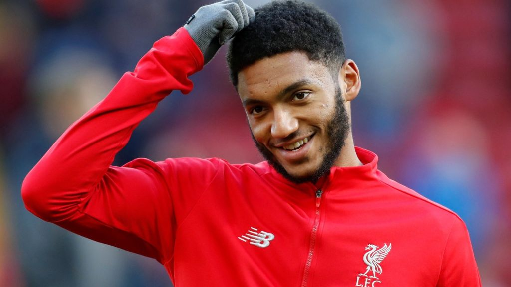 Liverpool defender Joe Gomez signs new contract