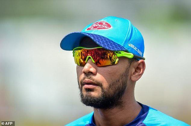 More challenges in coming days: Mashrafe