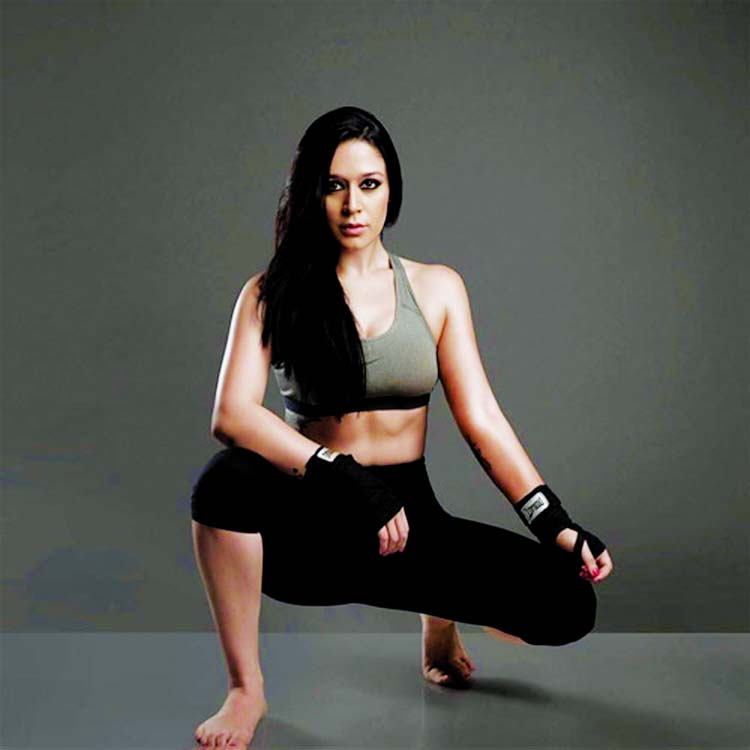 Took to MMA since I was in awe of Tiger: Krishna Shroff