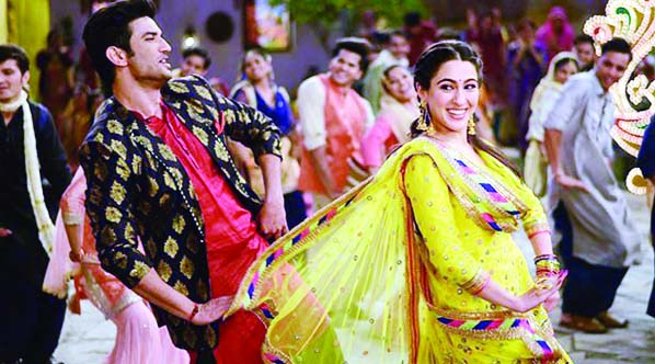 Kedarnath has good weekend at the box-office