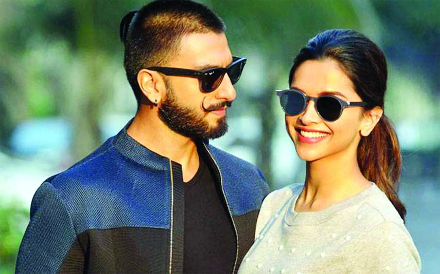 Ranveer,  Deepika dance all night in Udaipur