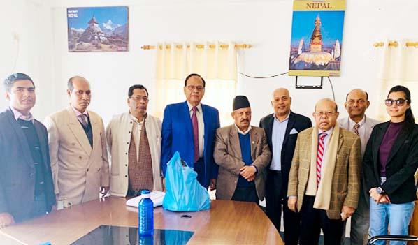 HUB visits Kathmundu, Nepal