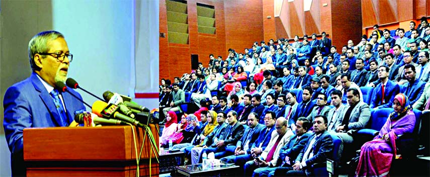 Chief Election Commissioner (CEC) KM Nurul Huda instructed the judicial magistrates at a press briefing held at Nirbachan Bhaban auditorium on Tuesday.