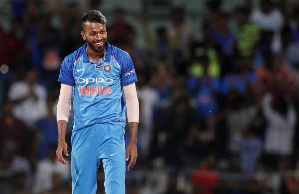 Pandya returns to competitive cricket