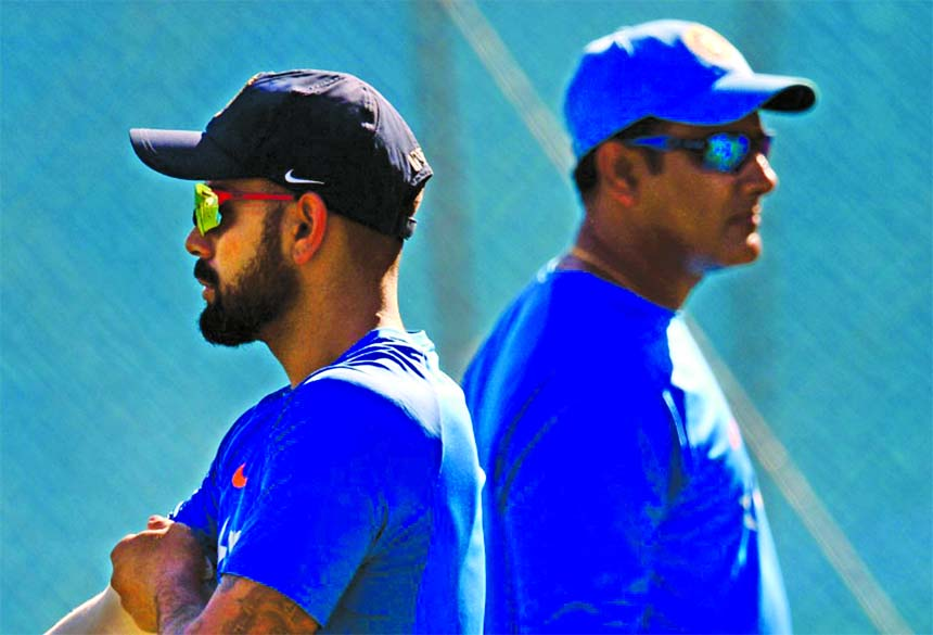 Kohli engineered Kumble's exit, leaked email suggests