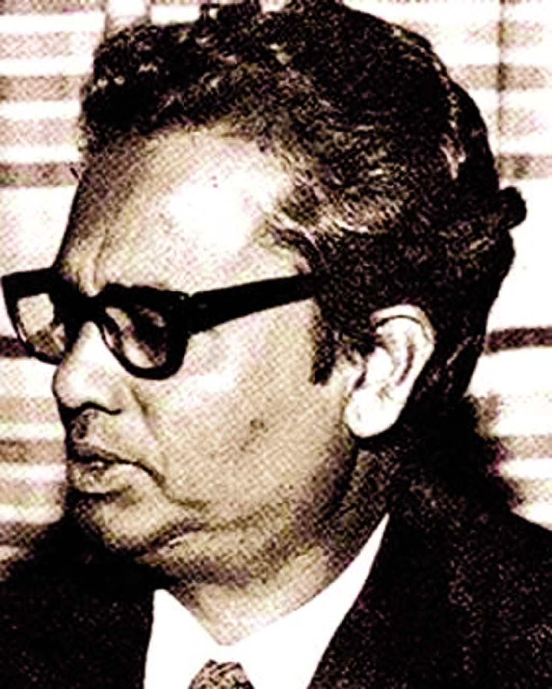 Educationist, litterateur Munier Choudhury