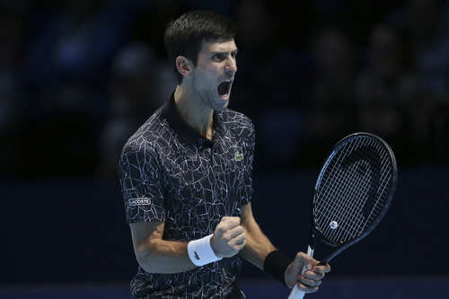 Top-ranked Djokovic, Halep honoured by ITF as World Champions