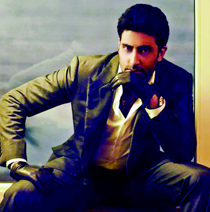 Abhishek Bachchan is all set to make his digital debut