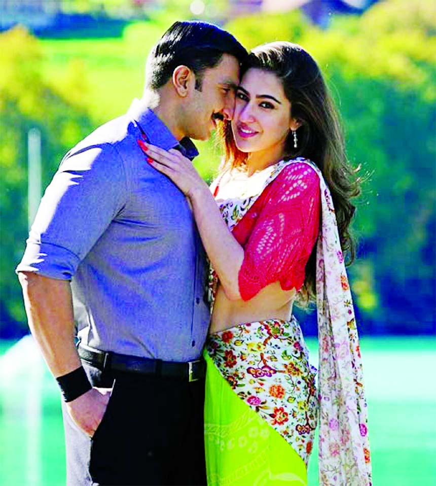 Simmba's new song Tere Bin shall sooth your senses