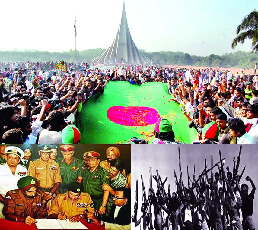 Liberation  War and our glorious Victory Prof. Dr. Anwarul Karim