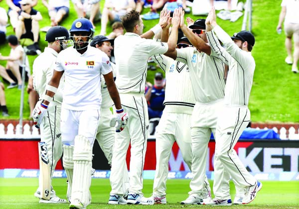 Sri Lanka 275-9 at stumps on day 1, 1st Test vs New Zealand