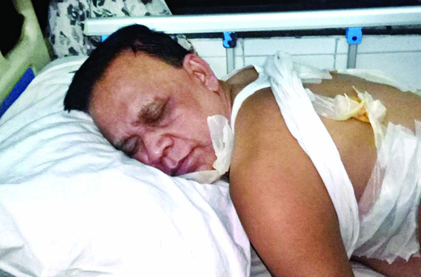 BNP candidate Khokon, 20 party men injured in Noakhali gun attack