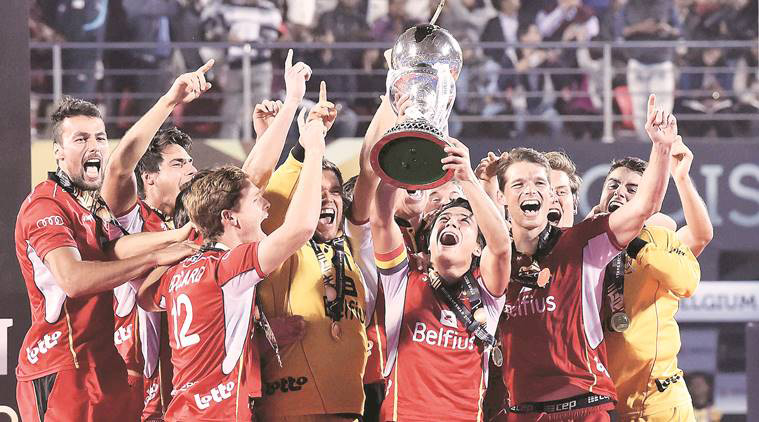 Red-letter day for Belgium in Bhubaneswar