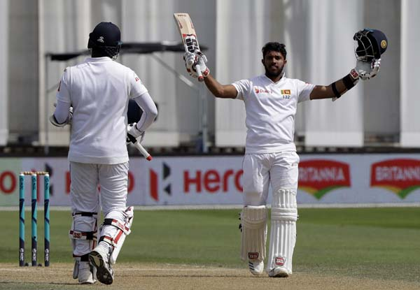 2d290dba Mendis and Mathews revive Sri Lanka on Day 4 of 1st Test