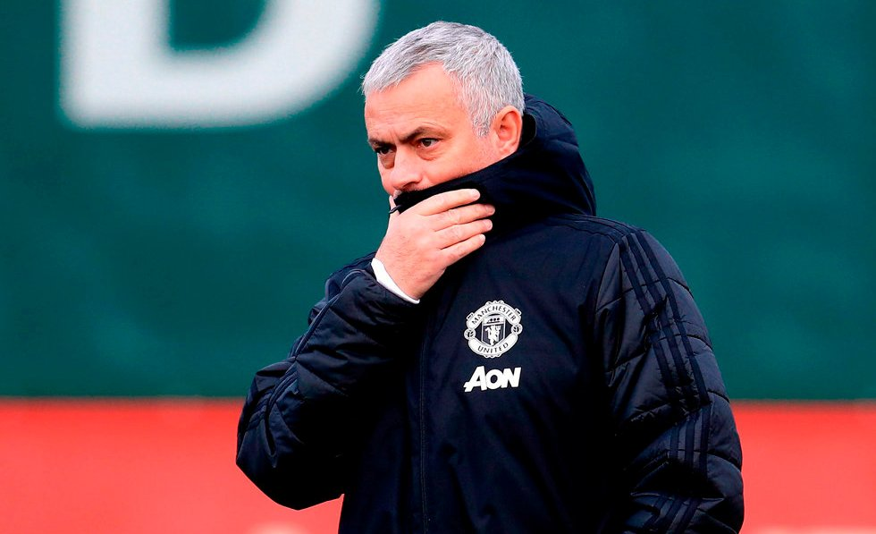 Jose Mourinho fired by Man United