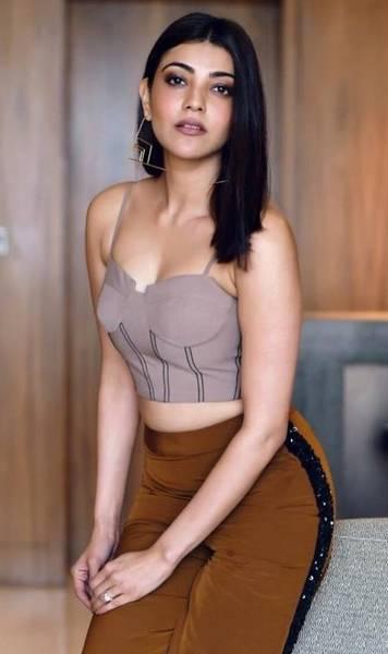 Kajal learns Kalari for Kamal's 'Indian 2'