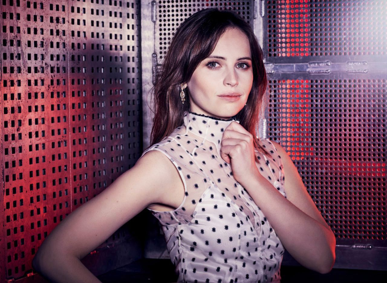 An actor's biggest reward is to be loved and accepted in different countries: Felicity Jones