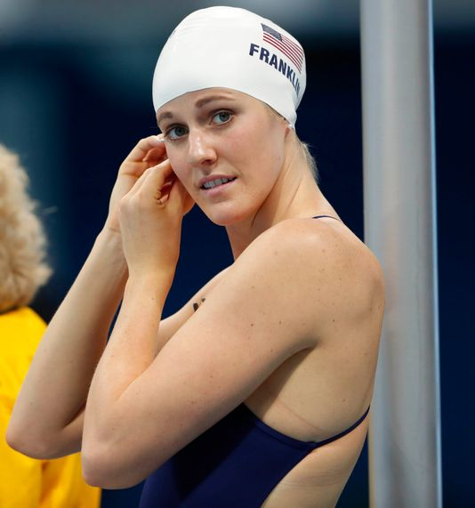 68eb479cd35 Five-time Olympic champion Missy Franklin retires at 23