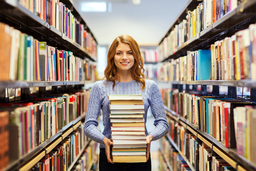 Libraries for making an enlightened society