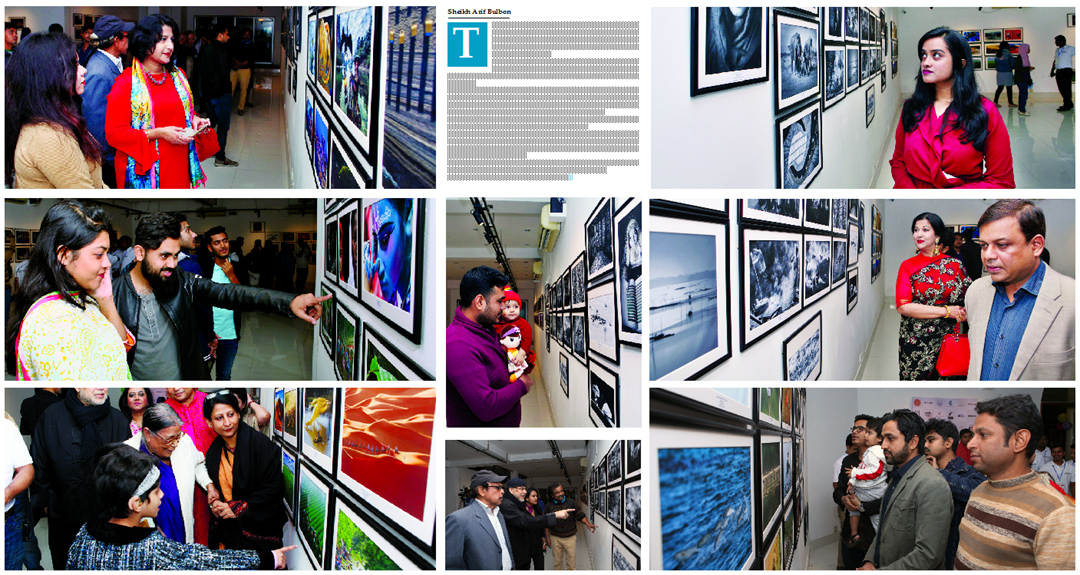 Photography exhibition at Alliance Francaise de Dhaka