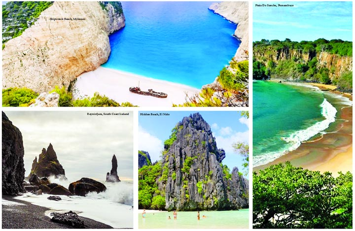 Top beaches around the world: Pack your bags, head to these exquisite destinations