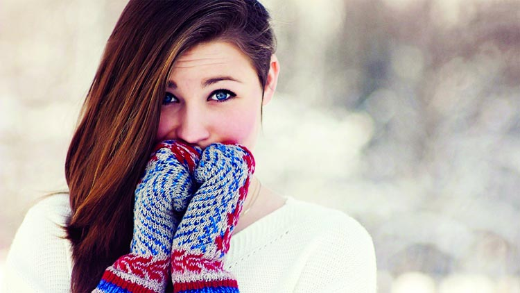 How to care for your eyes during winter