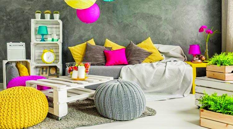 Top interior decor trends of 2019