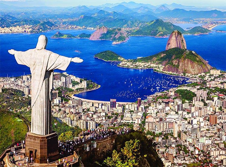 Why Rio de Janeiro is a marvellous city