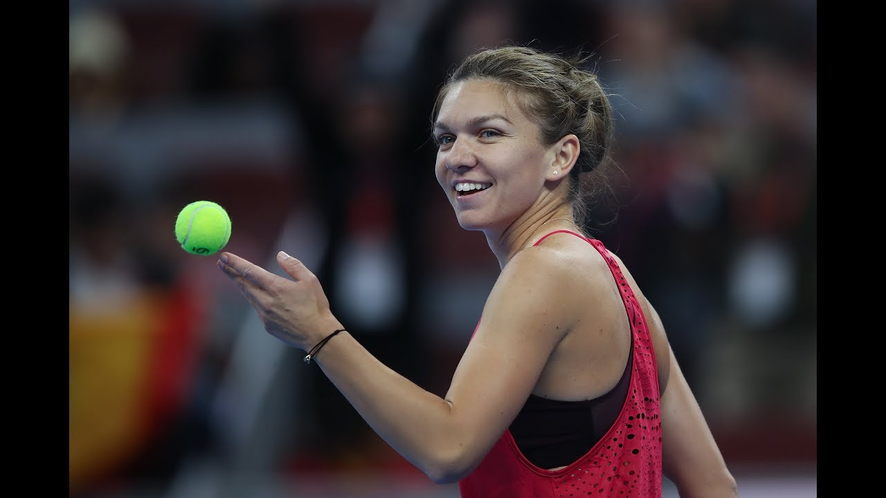 World No.1 Halep fit and  rested after 'scary' back injury
