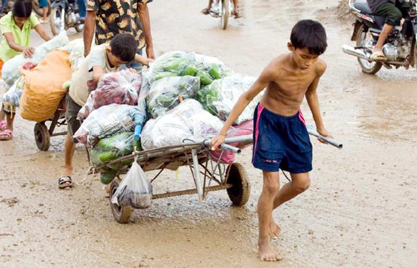 Child labour - a curse for economy