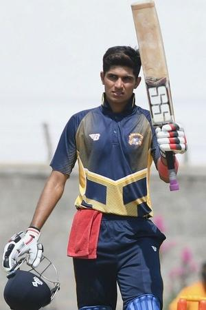 Shubman Gill credits Dravid for his batting evolution