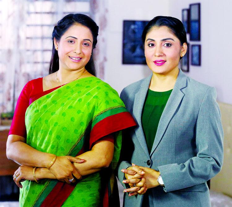 Farzana Chumki, Bonna Mirza's two TVCs