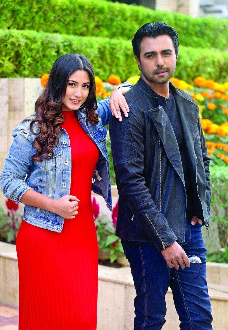 Apurba, Safa Kabir in Nazia Hasan's story