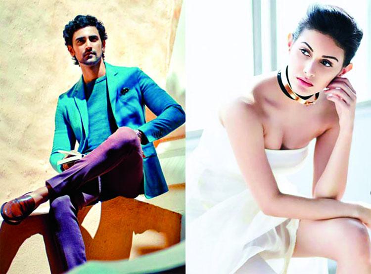 Kunal Kapoor, Amyra Dastur in Koi Jaane Naa