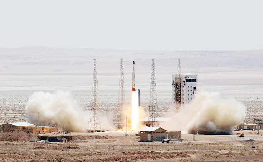 Iran satellite, that US was wary about, fails to reach orbit