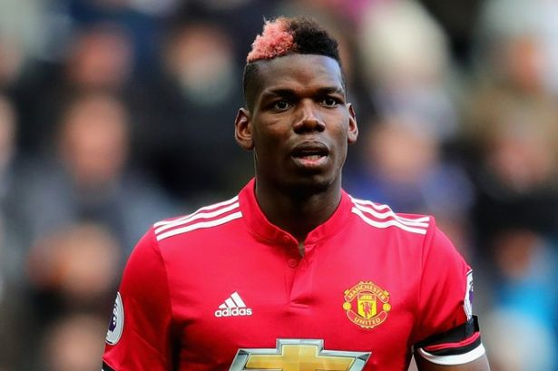 Pogba credits Solsjkaer for putting smile back on his face