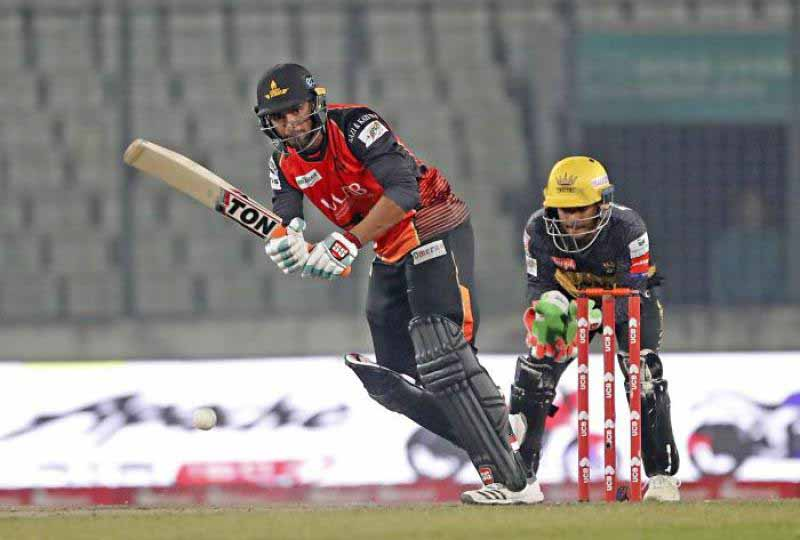 Taijul, Junaid star with ball as Titans register first win in BPL