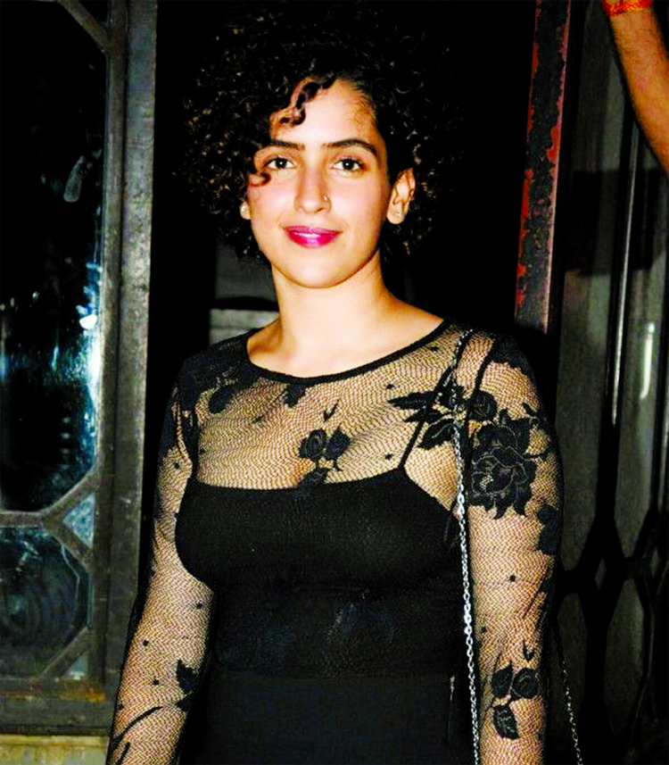 Sanya Malhotra reveals how she prep for her characters