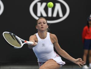 Pliskova fires up to reach Aussie Open third round