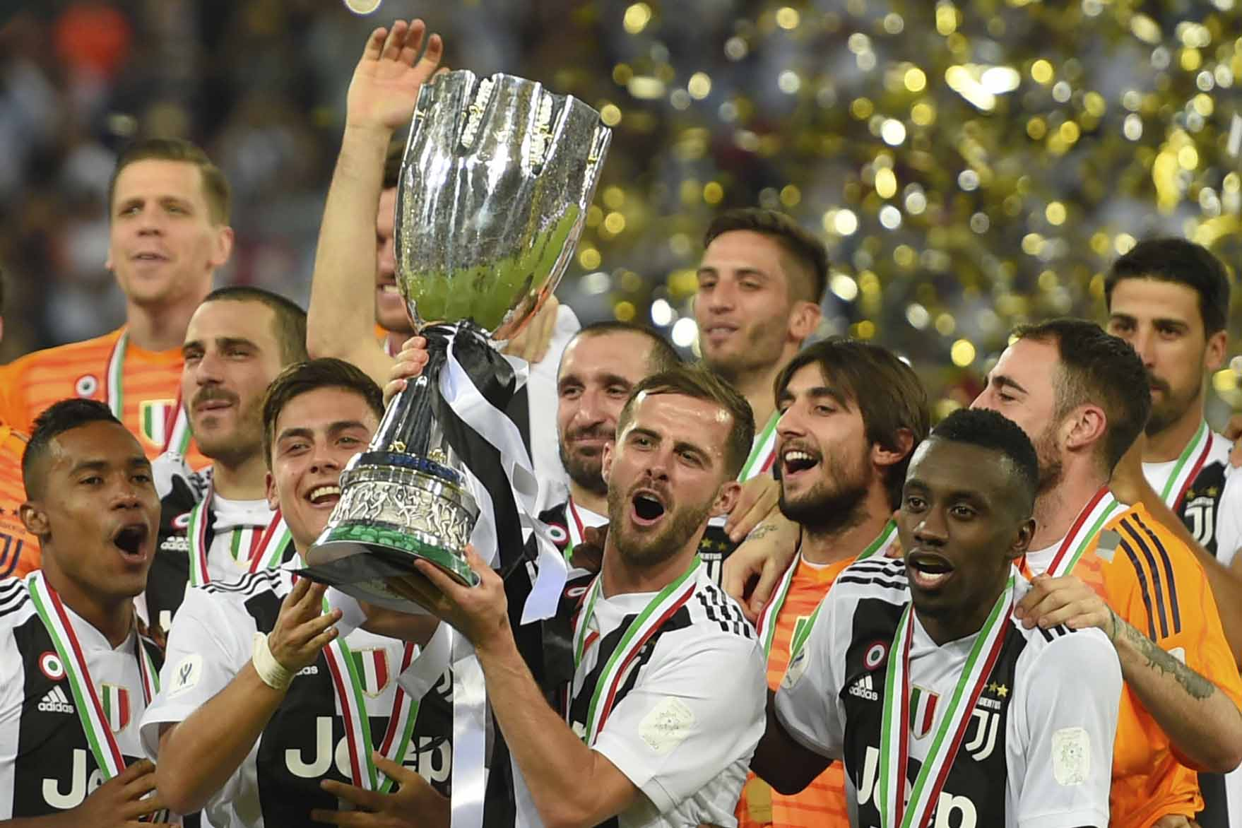 Juventus beat Milan to win Italian Super Cup in Jeddah