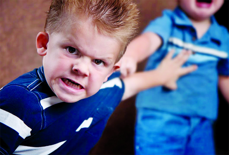 How to manage aggression in children