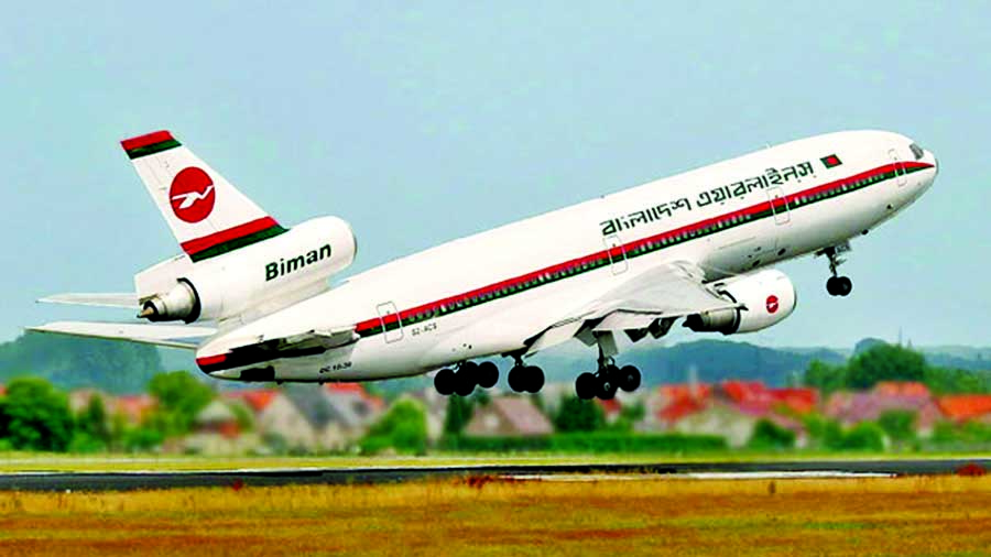 Biman faces financial crisis
