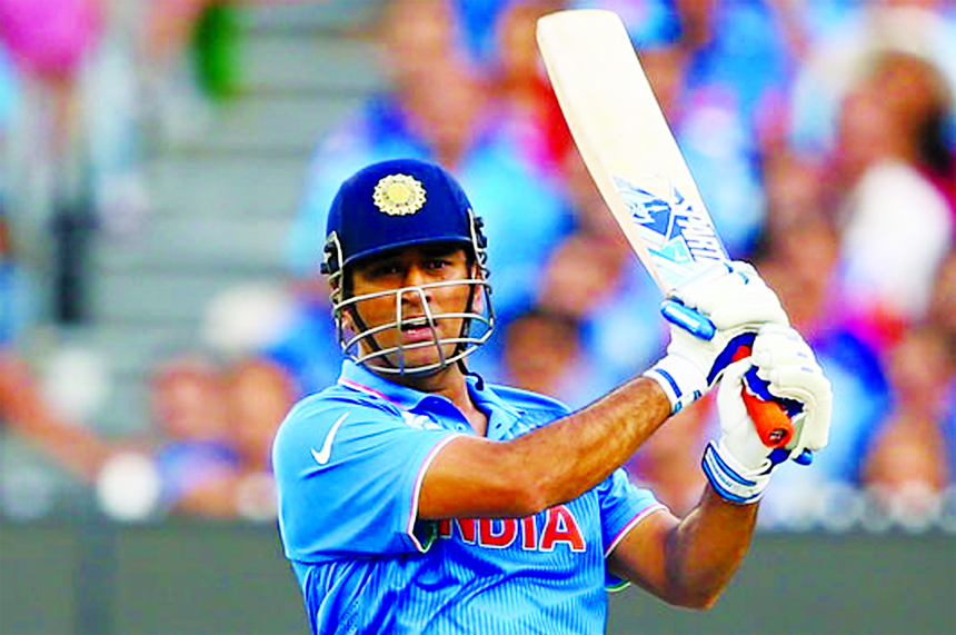 Dhoni, Jadhav power India to ODI series victory