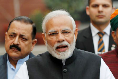 Modi's pre-election handouts to cost India billions, breach fiscal targets