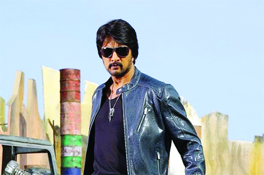 Kannada actor Sudeep to play Dabangg 3