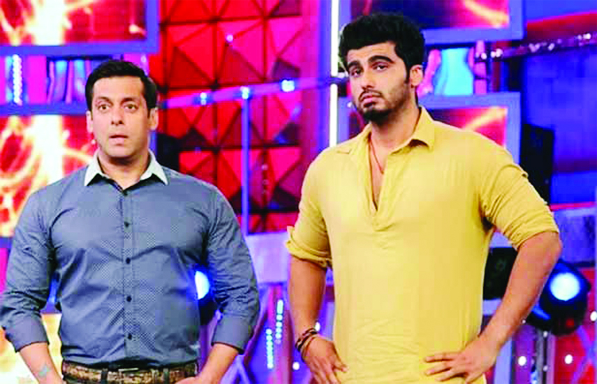 Salman's secret gym on 'Bharat' set in film city