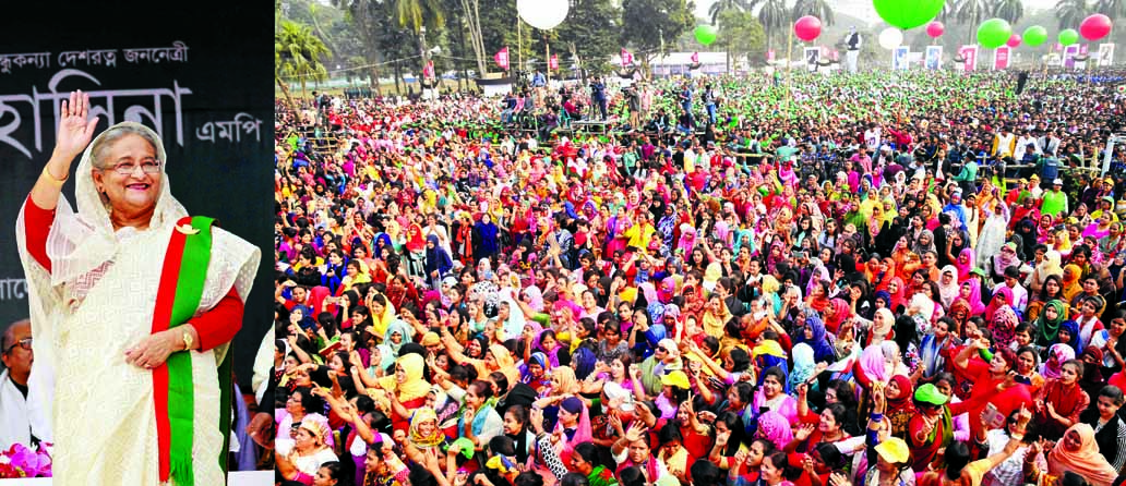 People spontaneously gave mandate for AL, says PM