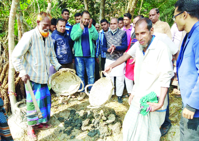 Vegetables farming on 55,500 hects in Sylhet